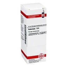 Valeriana D 6 Dilution