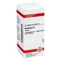 Produktbild Abrotanum D 1 Tabletten