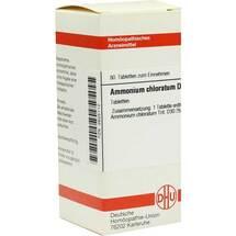 Ammonium chloratum D 30 Tabletten