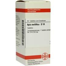Produktbild Apis mellifica D 10 Tabletten