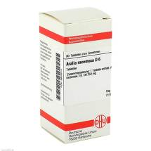Produktbild Aralia racemosa D 6 Tabletten