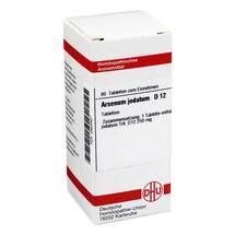 Produktbild Arsenum jodatum D 12 Tabletten