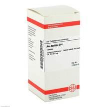 Produktbild Asa foetida D 4 Tabletten