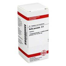 Produktbild Bellis perennis D 4 Tabletten