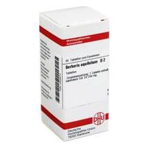 Berberis aquifolium D 2 Tabletten