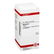 Produktbild Bryonia D 6 Tabletten