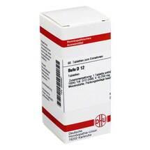 Produktbild Bufo D 12 Tabletten
