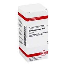 Produktbild Calcium jodatum D 12 Tabletten