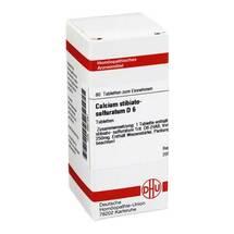 Produktbild Calcium Stibiato Sulfuratum D 6 Tabletten