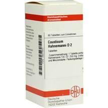 Produktbild causticum Hahnemanni D 2 Tabletten