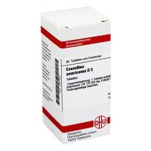 Produktbild Ceanothus americanus D 3 Tabletten
