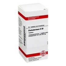 Produktbild Cholesterinum D 30 Tabletten