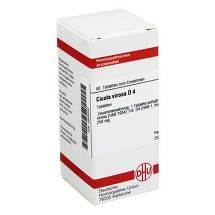 Produktbild Cicuta virosa D 4 Tabletten