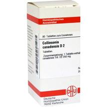 Collinsonia canadensis D 2 Tabletten
