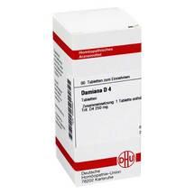Produktbild Damiana D 4 Tabletten