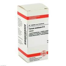 Ferrum aceticum D 6 Tabletten