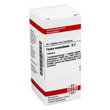 Produktbild Fucus vesiculosus D 2 Tabletten