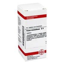 Fucus vesiculosus D 4 Tabletten