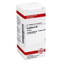 Produktbild Graphites D 30 Tabletten