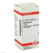 Produktbild Guaiacum D 3 Tabletten