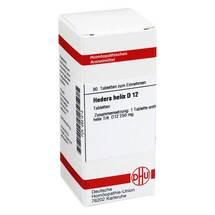 Produktbild Hedera Helix D 12 Tabletten