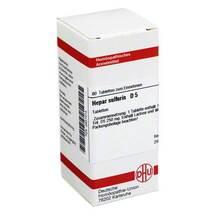 Produktbild Hepar sulfuris D 5 Tabletten