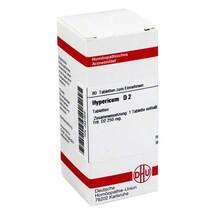 Produktbild Hypericum D 2 Tabletten