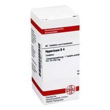 Produktbild Hypericum D 4 Tabletten
