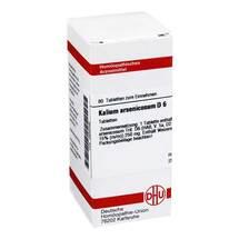 Produktbild Kalium arsenicosum D 6 Tabletten
