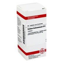 Kalium bichromicum D 8 Tabletten