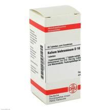 Produktbild Kalium bichromicum D 10 Tabletten