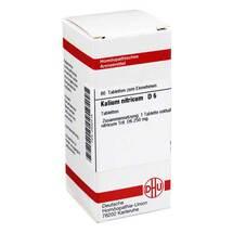 Produktbild Kalium nitricum D 6 Tabletten