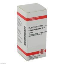 Produktbild Kalium sulfuricum D 6 Tabletten