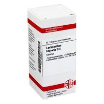 Produktbild Lachnanthes tinctoria D 4 Tabletten