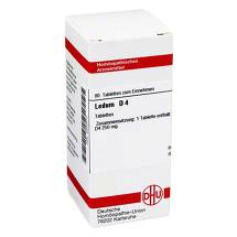 Produktbild Ledum D 4 Tabletten
