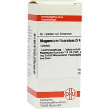 Magnesium fluoratum D 4 Tabletten