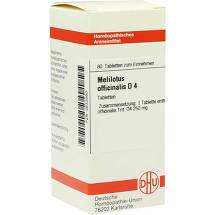 Melilotus officinalis D 4 Tabletten