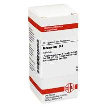 Produktbild Mezereum D 4 Tabletten
