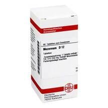 Produktbild Mezereum D 12 Tabletten