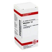 Produktbild Millefolium D 6 Tabletten