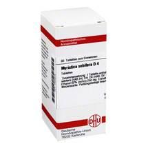 Produktbild Myristica sebifera D 4 Tabletten