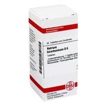 Produktbild Natrium bicarbonicum D 6 Tabletten