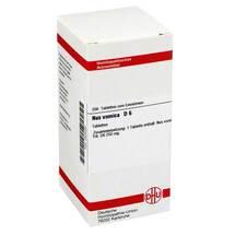 Produktbild Nux vomica D 6 Tabletten