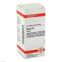 Produktbild Opium D 6 Tabletten