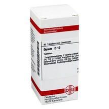 Produktbild Opium D 12 Tabletten