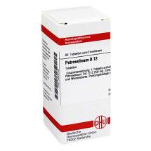 Produktbild Petroselinum D 12 Tabletten