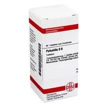 Pulsatilla D 8 Tabletten