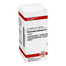 Produktbild Ranunculus Bulbosus D 6 Tabletten