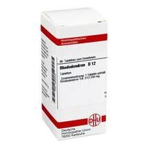 Rhododendron D 12 Tabletten