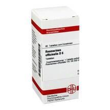 Rosmarinus officinale D 6 Tabletten